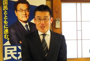 吉田芳朝・埼玉県第4区総支部長