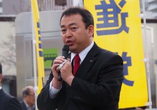 菅克己・埼玉県第2区総支部長