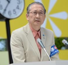 神津連合会長