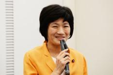 西村智奈美衆院議員