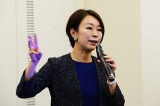 山尾志桜里政務調査会長