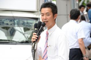 井坂信彦衆院議員