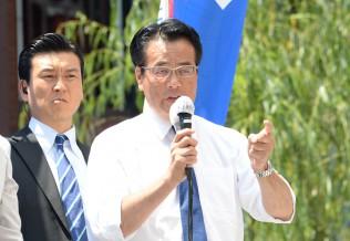 岡田克也代表
