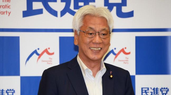 安倍政権打倒に向けて頑張っていきたい」参院議員総会で小川敏夫新会長 ...