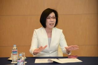 富永喜代愛媛県第1区総支部長
