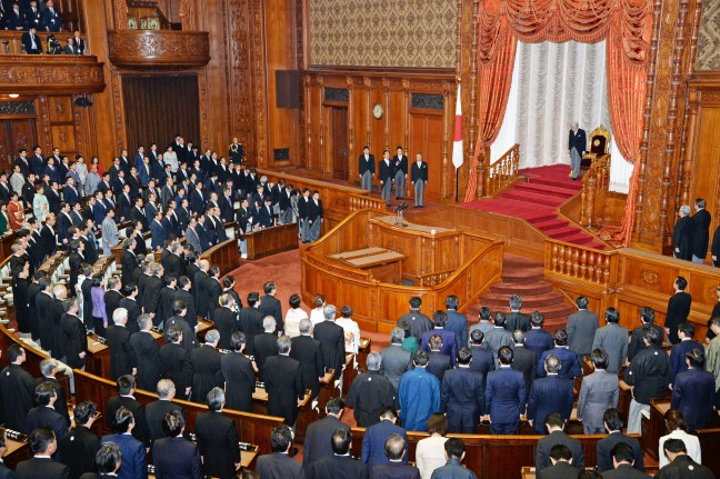 は 通常 国会 と 通常国会きょう召集 激しい論戦展開される見通し