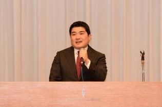 山岡達丸9区総支部長