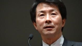 大塚代表が電機連合中央委員会で連帯のあいさつ - 民進党